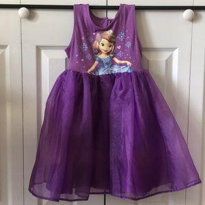 Sophia the First dress